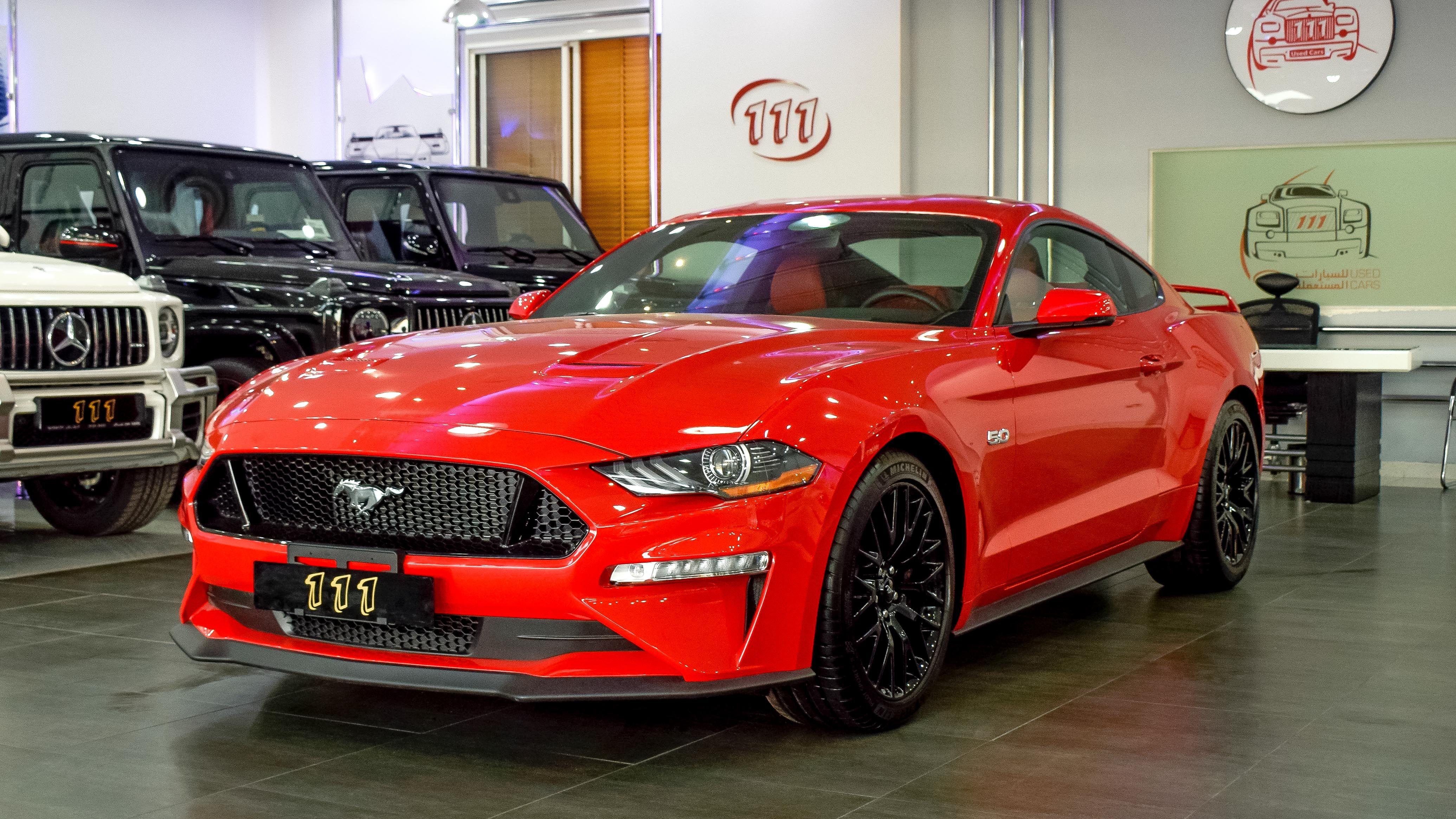 Model 2019 Ford Mustang GT 5.0 V8 / PERFORMANCE PKG