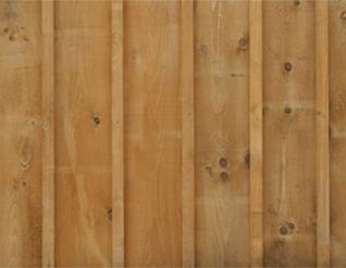 Pine board and batten siding for house walls to make more for Best wood for board and batten siding