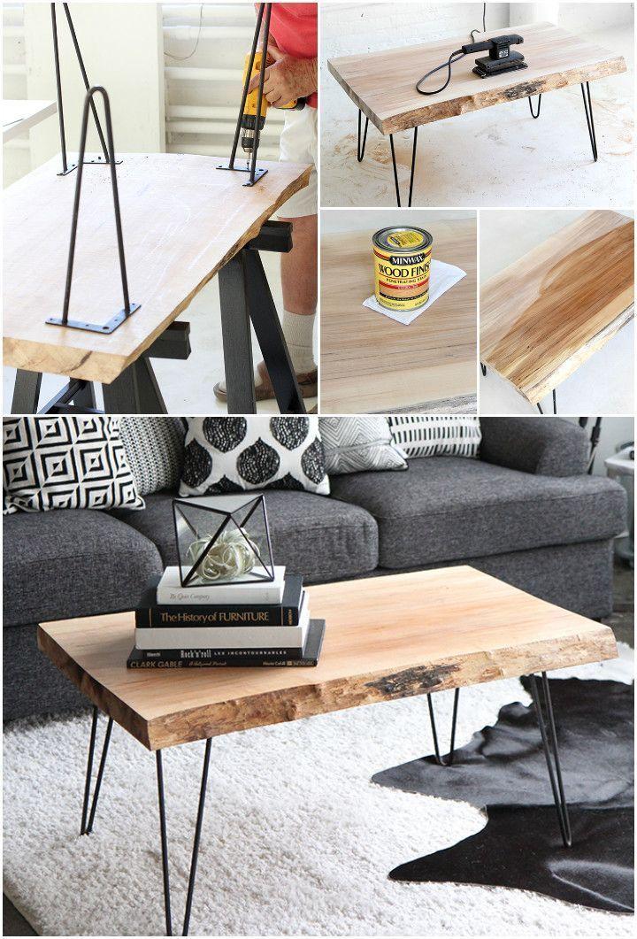 Photo of 20 einfache und kostenlose Pläne zum Bau eines DIY-Couchtisches – Wood Ideas