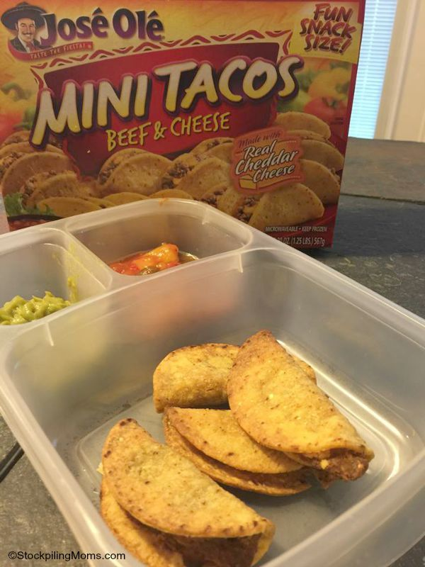Jose Ole Coupon & After School Snack Idea #JustSayOle #ad