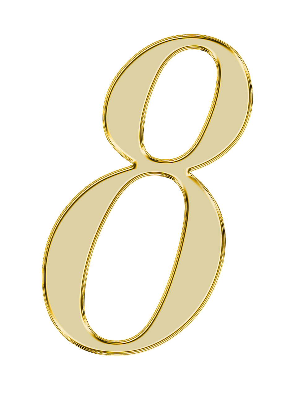 Free Image On Pixabay Number 8 Eight Digit Background Vintage Paper Background Numbers Question Icon