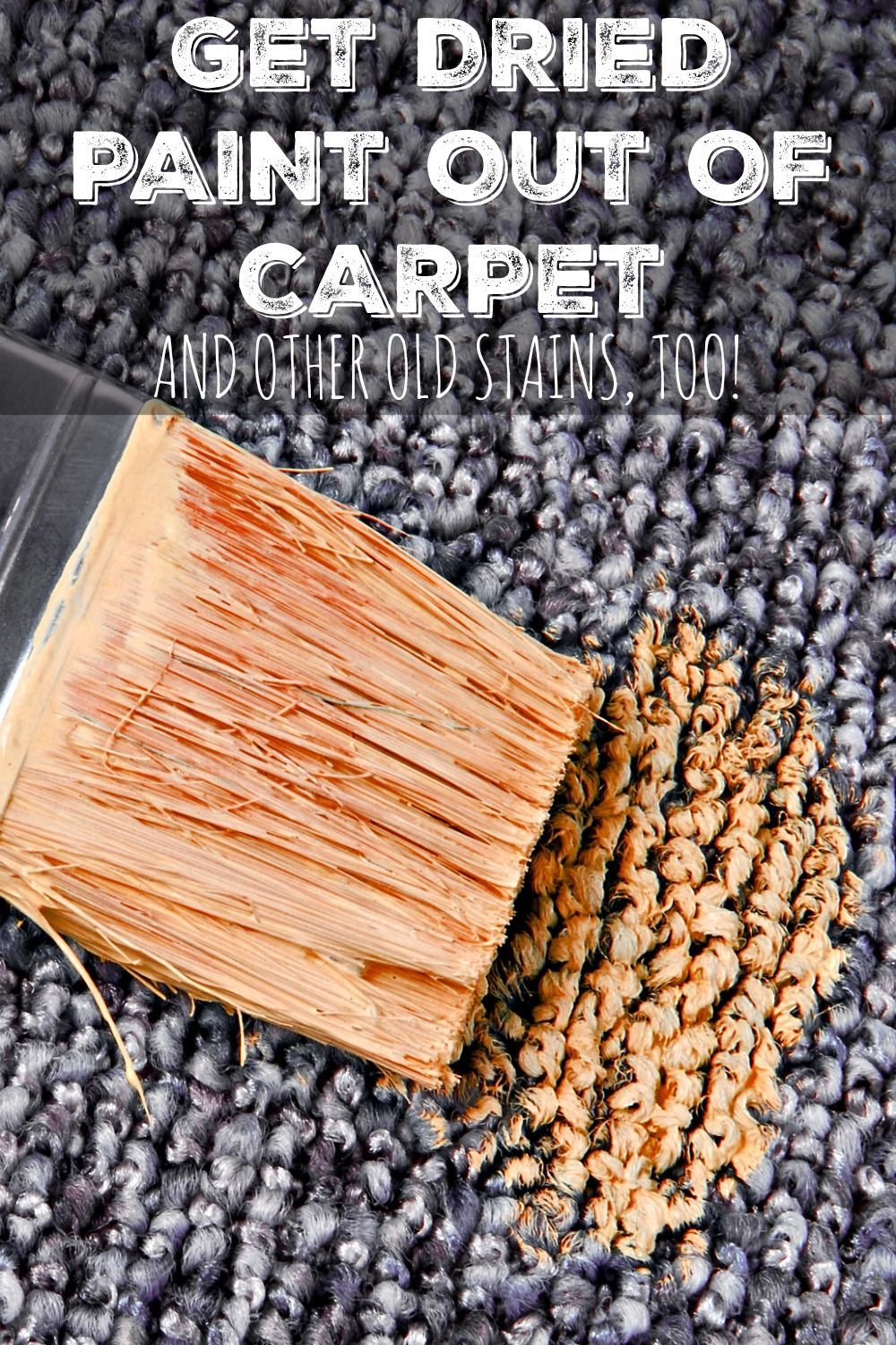 How to get rid of old carpet stains carpet cleaning