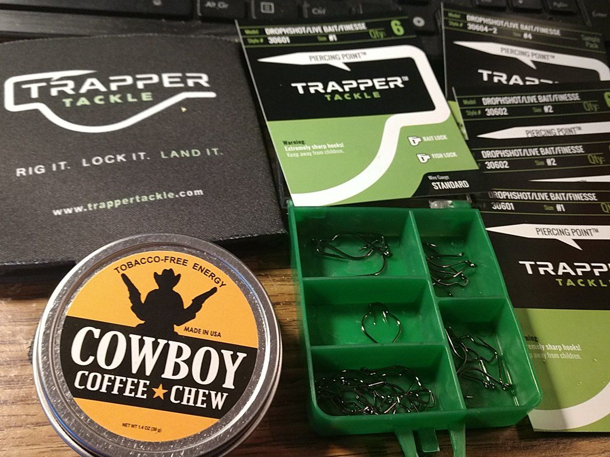 Rig it. Lock it. Land it! TrapperTackle fishingfamily