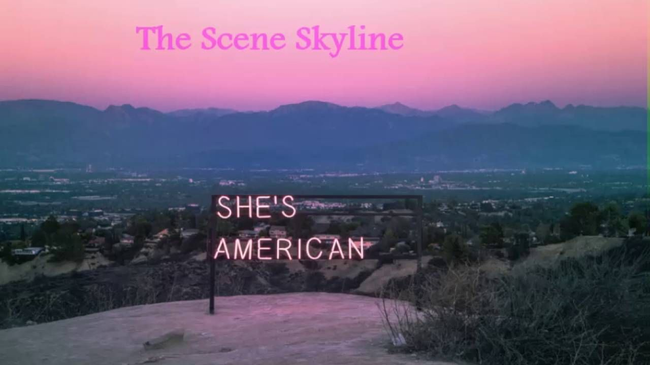The 1975 She S American Instrumental Cover Neon Signs The 1975 Neon