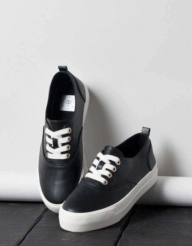 Sneakers - WOMAN - Schuhe - Bershka Germany