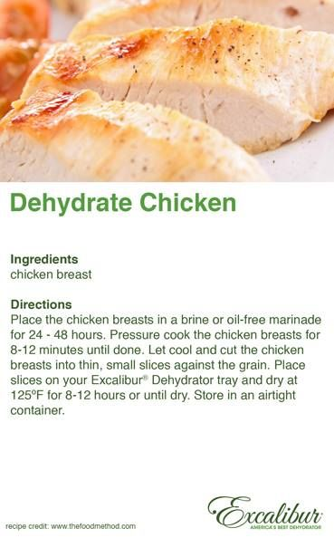 Displaying dehydrated chickeng dehydrating pinterest welcome to dehydrating made simple dehydrated chicken ground beef turkey jerky deh forumfinder Image collections