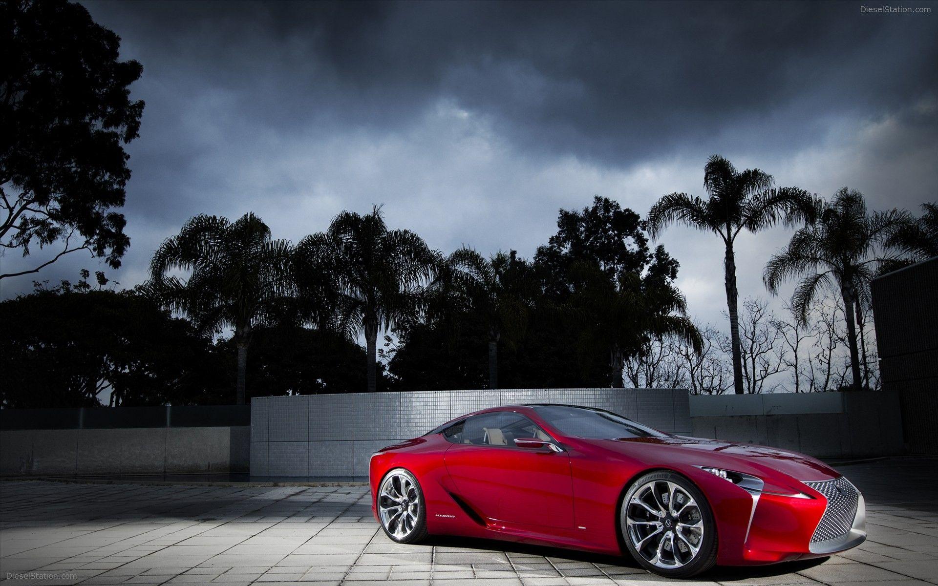 Lexus Lf Lc I Wish My Next Car Lexus Coupe Concept Cars