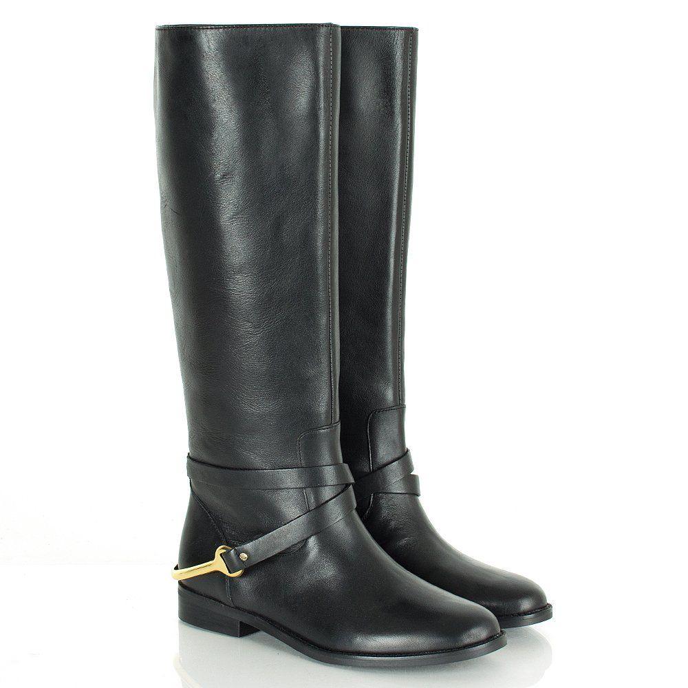Boots, Womens boots, Ralph lauren boots