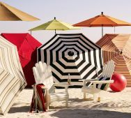 beach umbrella love