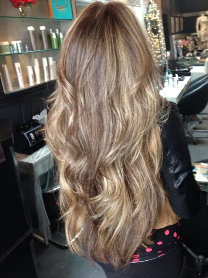 Cut Color Highlights Brazilian Blowout Hair Limor