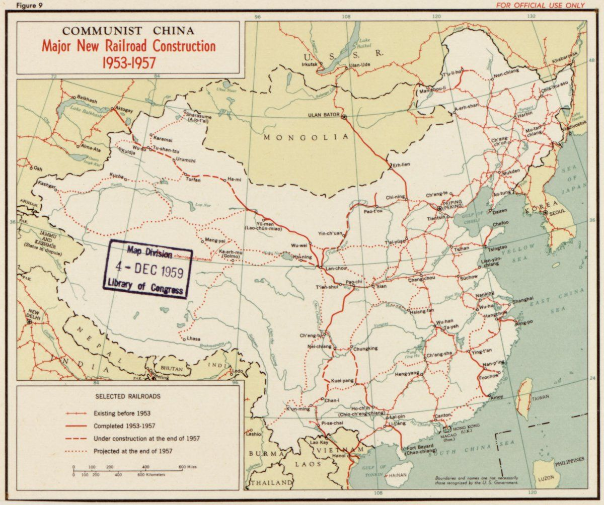 These declassified maps show how the cia saw the world at the height these declassified maps show how the cia saw the world at the height of the cold war gumiabroncs Gallery