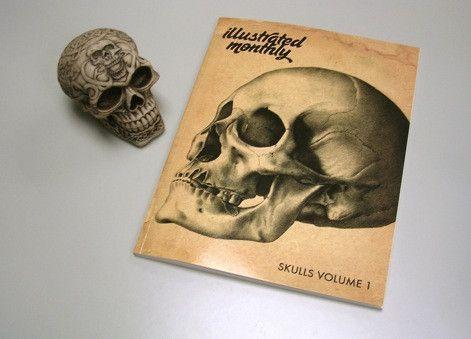 Skulls Volume 1: Printed Edition