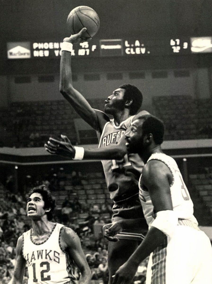 Bob McAdoo Buffalo Braves Basketball Pinterest