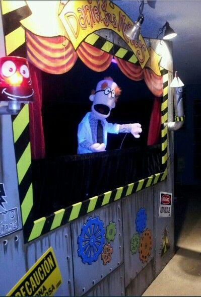 Show de Daniel y sus muñecos