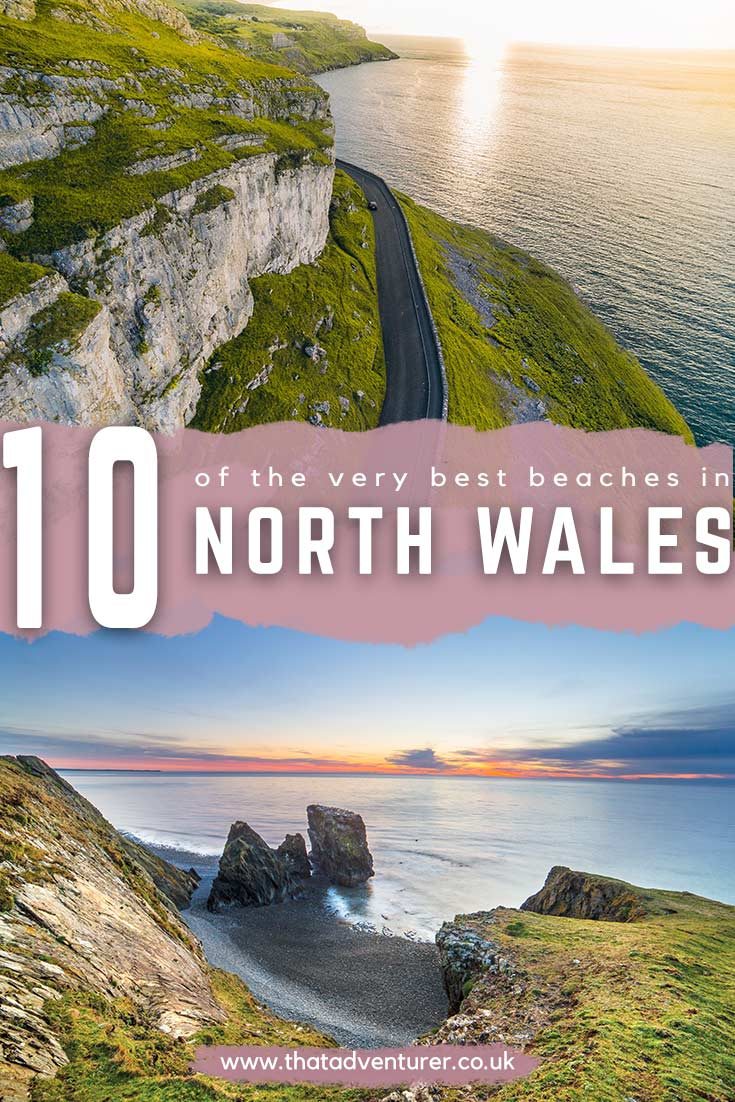 The best beaches in North Wales | That Adventurer