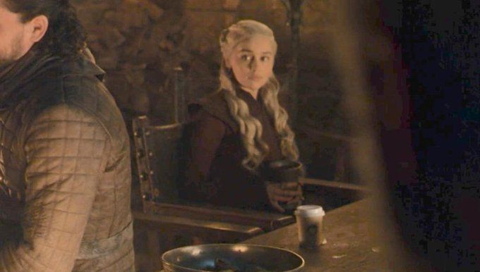 The latest unexpected #GameofThrones cameo is a Starbucks ...