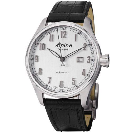 #1: Seve for  Alpina Aviation Mens Watch AL-525SC4S6 on Sale