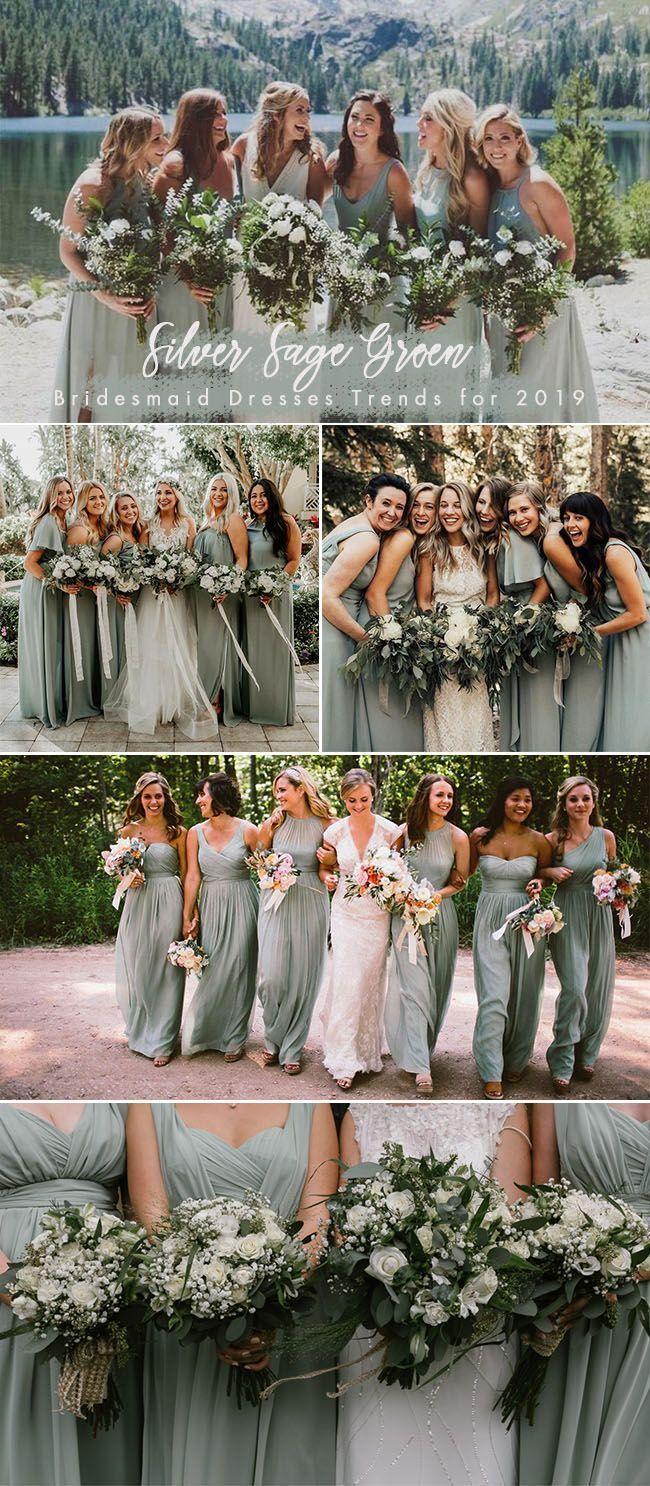 Trending: 30 Hochzeitsideen zum Thema Silbernes Salbei-Grün, die du nicht verpassen kannst - Bridesmaids Dresses - #Bridesmaids #die #Dresses #Hochzeitsideen #kannst #Nicht #quotSilbernes #SalbeiGrünquot #Thema #Trending #verpassen #zum #sagegreendress