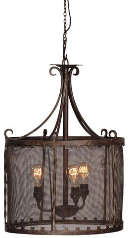 Farley chandelier iron chandeliershanging lampslighting