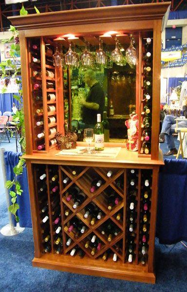 Vinworx Wine Cellars And Cabinets Furniture In