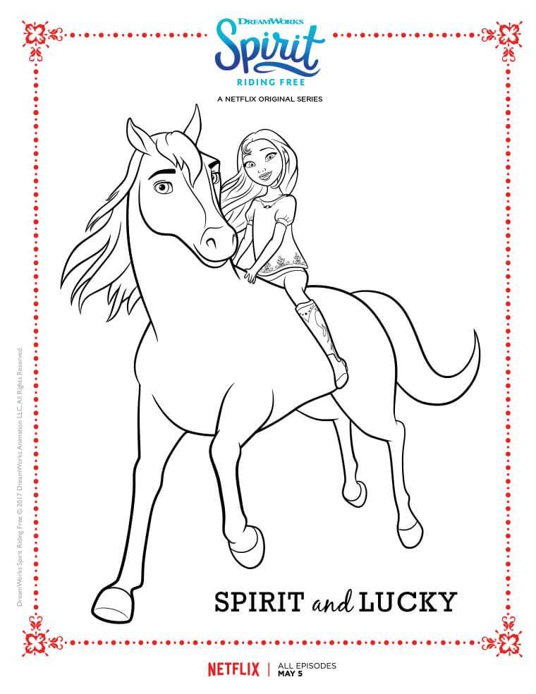 spirit riding free  tv shows  dreamworks in 2020  free