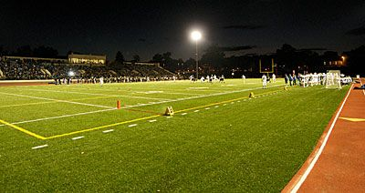 John P Papp Stadium Stadium College Of Wooster Wooster Ohio