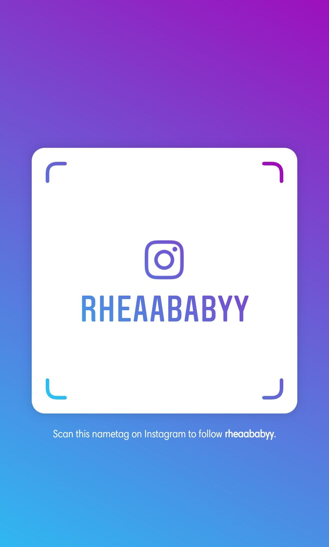 Find me on Instagram! Follow me and my business ventures