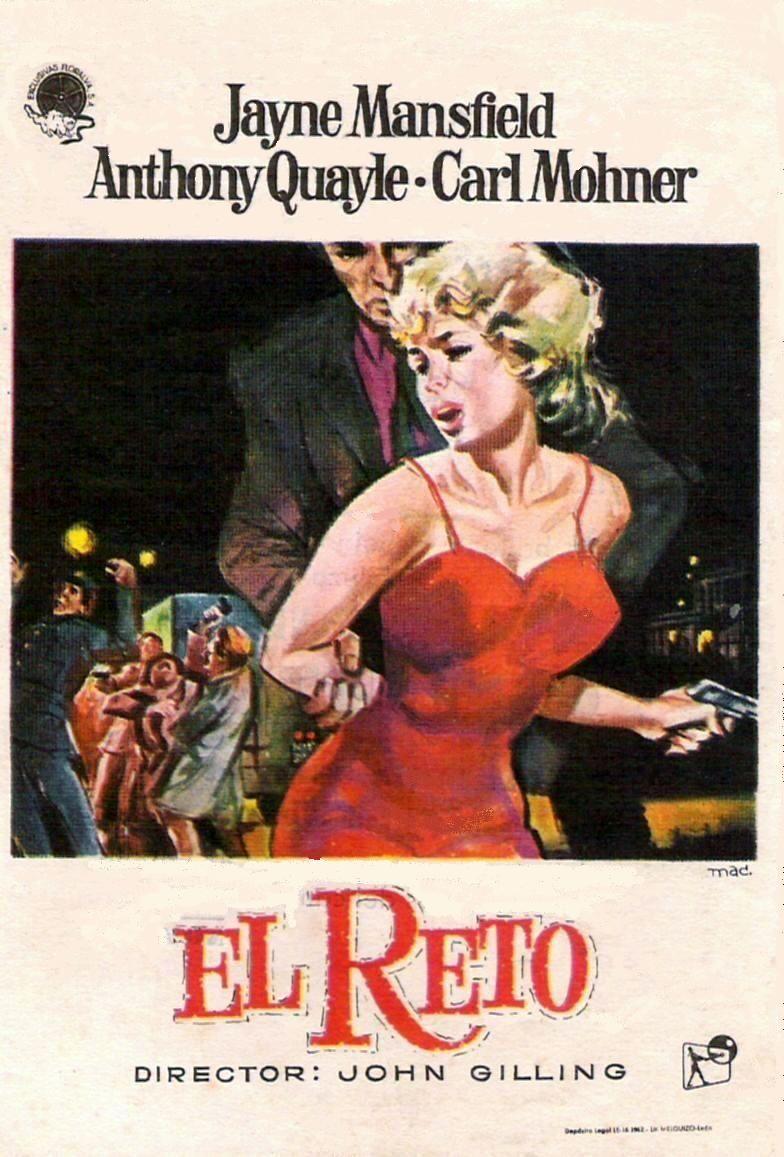 El reto 1960 esp tt0053958 p pulp fiction carteles