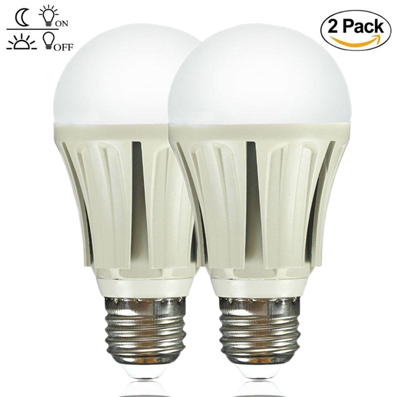 Dusk to dawn light bulbspropow a19 smart sensor light bulb 9w 5000k dusk to dawn light bulbspropow a19 smart sensor light bulb 9w 5000k led bulbs workwithnaturefo