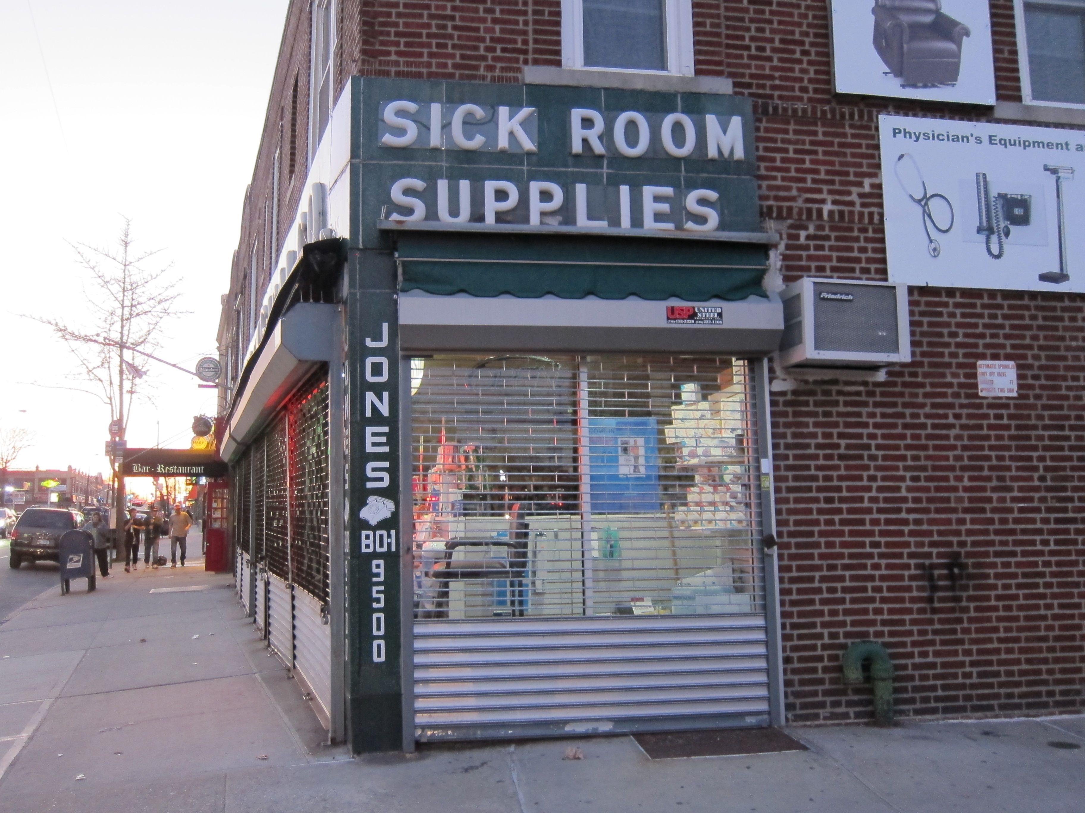 Sick Room Supplies Hospital Sick Broadway Shows