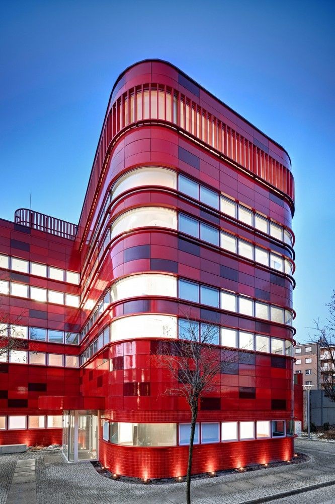 Gallery Of Blood Center / FAAB   10. Blood DonationArchitectural DigestModern  ArchitectureAmazing ...