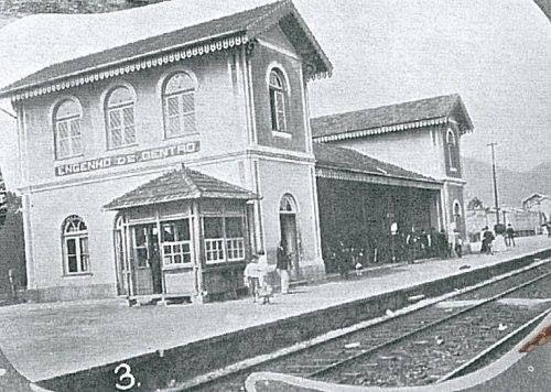 Engenho de Dentro, 1910 - Estação