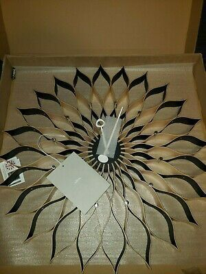 Brand New Vitra George Nelson Sunflower Clock #fashion #home #garden #homedcor #... -  Brand New Vitra George Nelson Sunflower Clock #fashion #home #garden #homedcor #clocks (ebay link)  - #ApartmentDesign #Brand #Chairs #clock #CoffeeTables #fashion #FurnitureCollection #garden #george #GeorgeNelson #home #homedcor #Joinery #nelson #PhilippeStarck #PlywoodFurniture #SideChairs #SideTables #Stools #sunflower #vitra