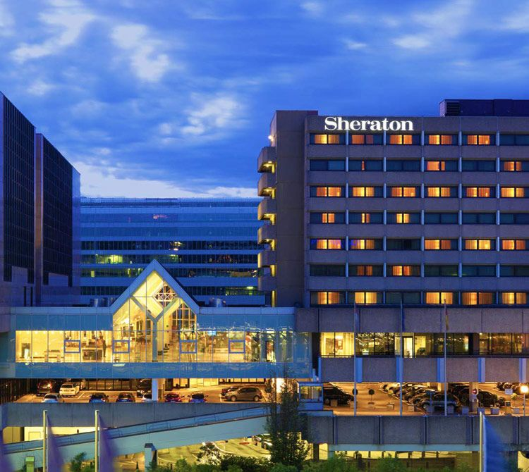 8 Sheraton Frankfurt Airport Hotel Conference Center Meeting Rooms 60 Sleeping Rooms 1 008 Total Airport Hotel Frankfurt Airport Hotels And Resorts