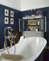Bildergebnis für navy bathroom