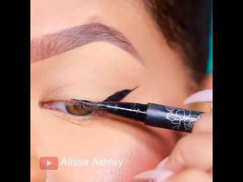 How To Draw Eyebrows طريقة رسم الحواجب How To Draw Eyebrows Instagram Lipstick