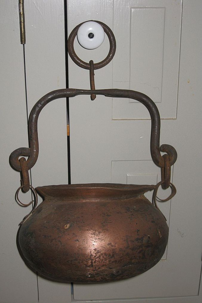 copper fireplace kettle | Kettles and Pots | Pinterest ...