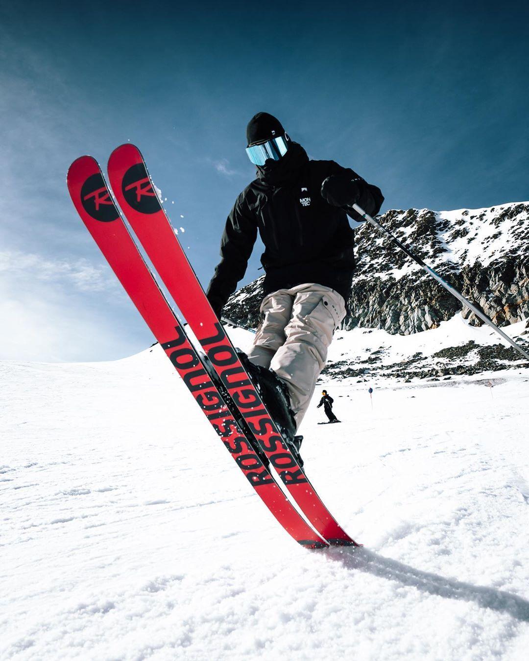Fawk Ski Jacket Black in 2020 | Ski jacket, Skiing outfit