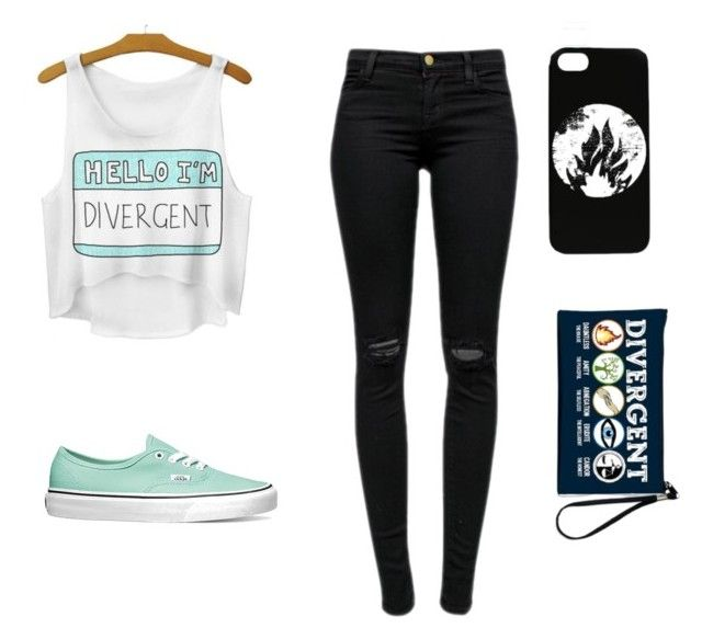 """""""DIVERGENT"""" by melafur ❤ liked on Polyvore featuring art"""