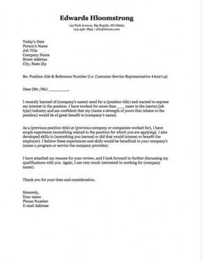 TraditionalEleganceCoverLetter  General    Letter