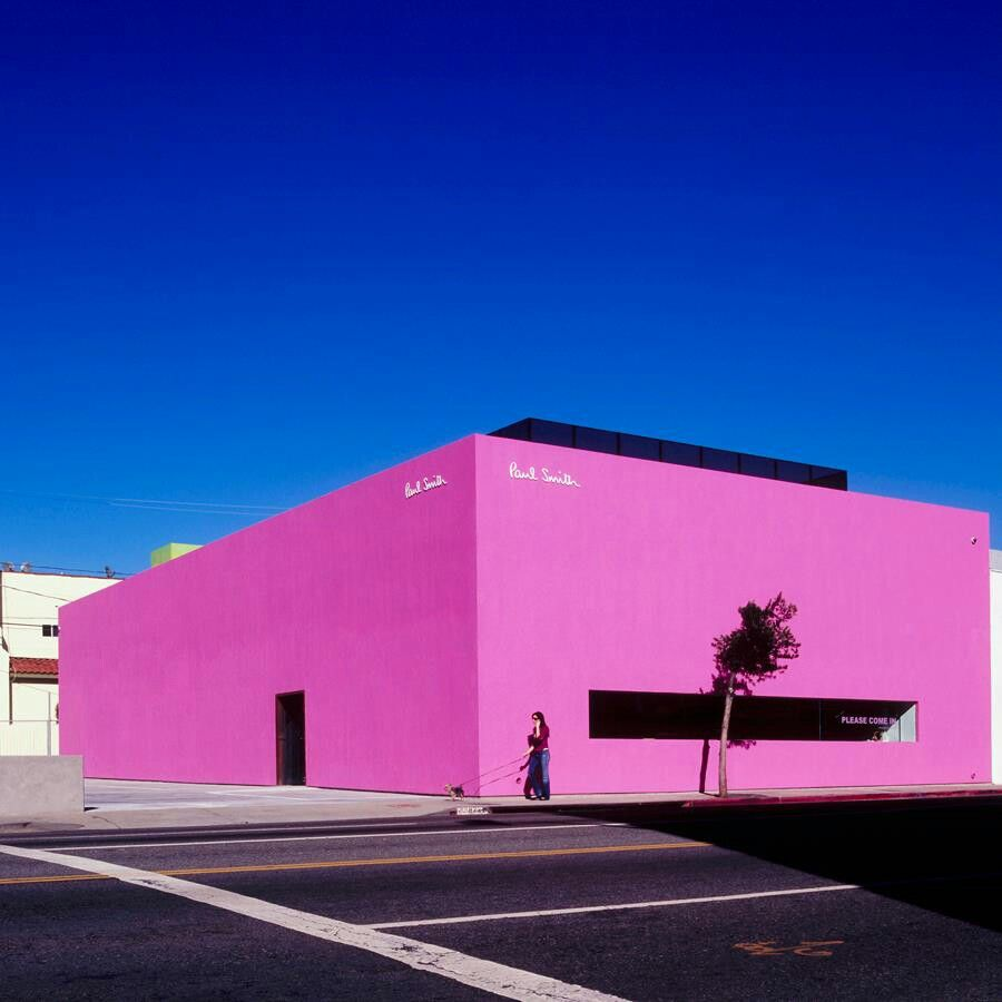 Paul Smith Store In L A Los Angeles Shopping Paul Smith Instagram