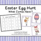 This activity is a fun math center game!  Place the cards around the classroom.  The children will search for the cards, identify and write the num...