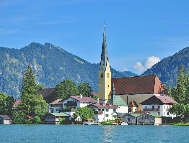 Relax In Rottach Egern On The Southeastern Corner Of Charming Lake Tegernsee A Visit To Rottach Egern In Germany S Lovely U Visit Germany Germany Travel Trip