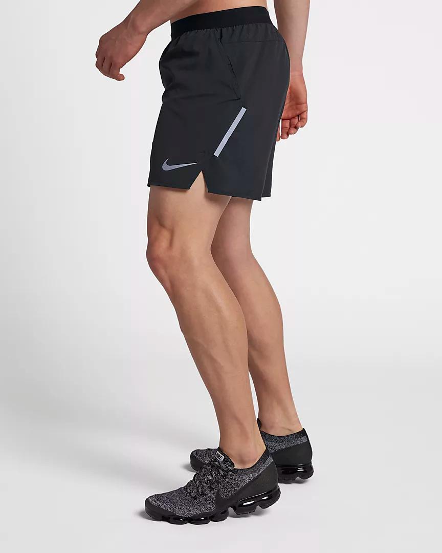 Shorts de running forrados de 13 cm para hombre Nike Flex