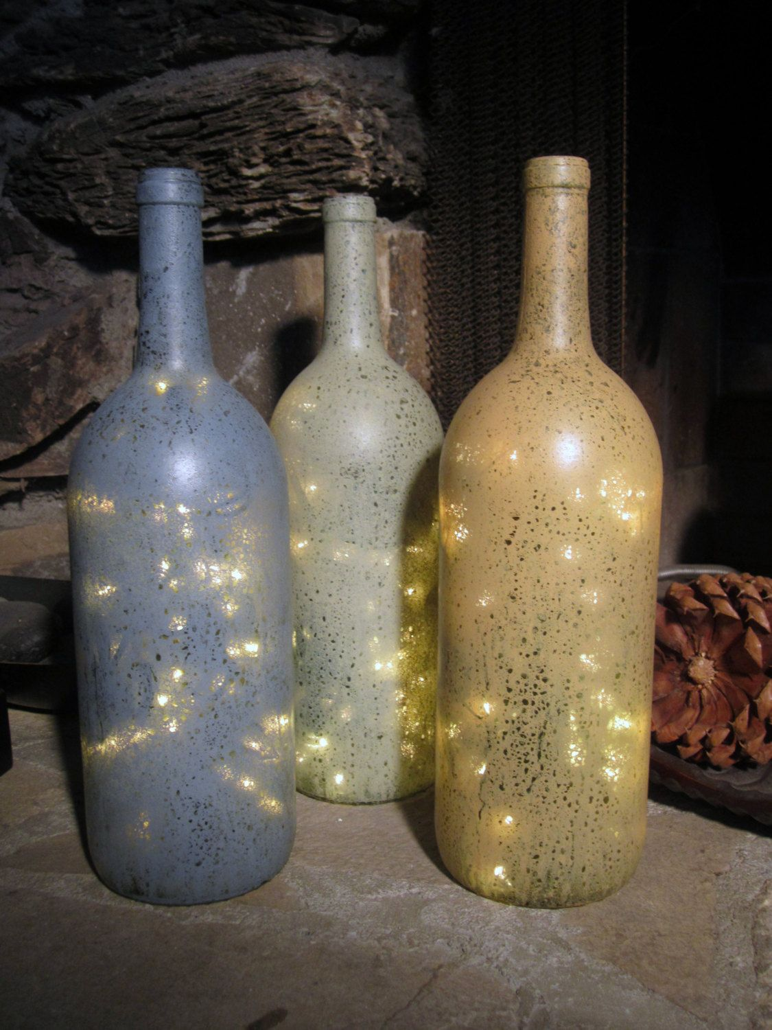 Decorative Light Up Wine Bottle Light Up Wine Bottles Available In  Great Colors The Perfect