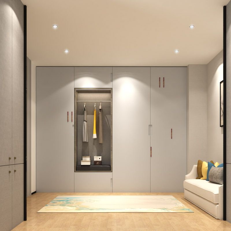 7 Latest Modern bedroom cupboard design (with 3d Views ...
