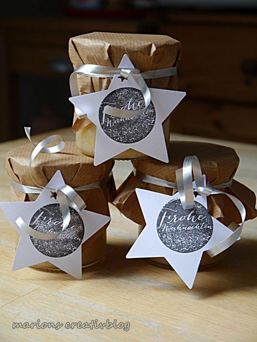 ♥Marions Creativblog: Geschenke aus der Küche...