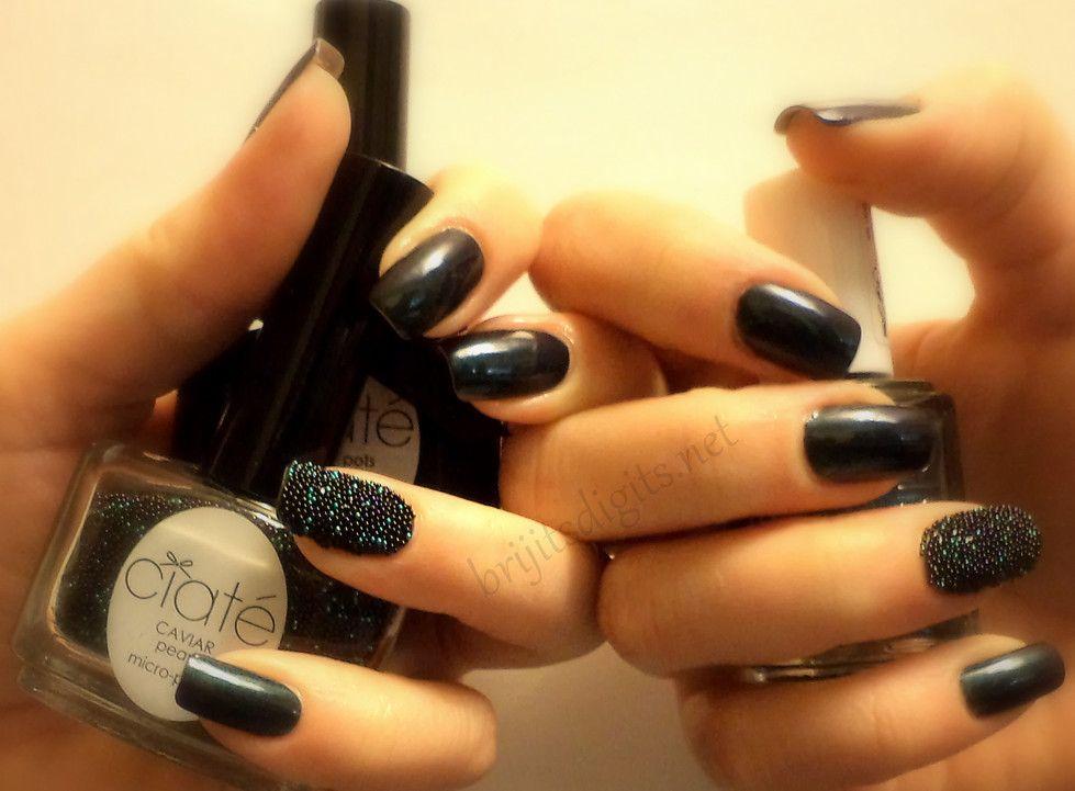 Black Caviar Nail Polish Images Ideas Manicure Pinterest