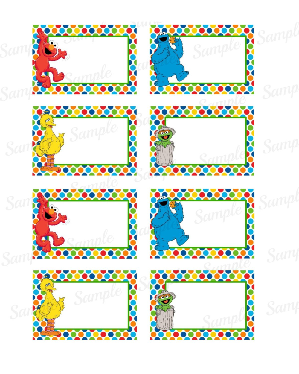 Images Of Elmo Label Template Bfegy Within Sesame Street Label Templates 10 Professional Templates I Sesame Street Label Templates Sesame Street Decorations