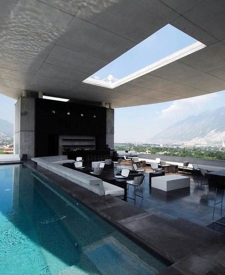 20 Remarkable Indoor Pool Modern Architecture Architecture
